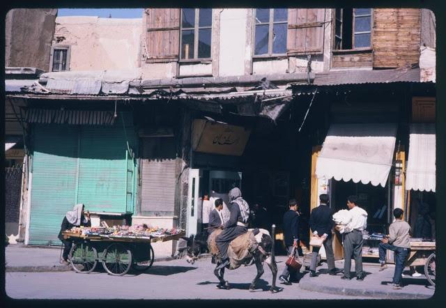 دمشق الشام سوريا 1960 (10)