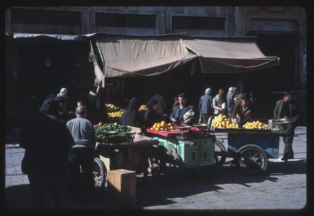 دمشق الشام سوريا 1960 (11)