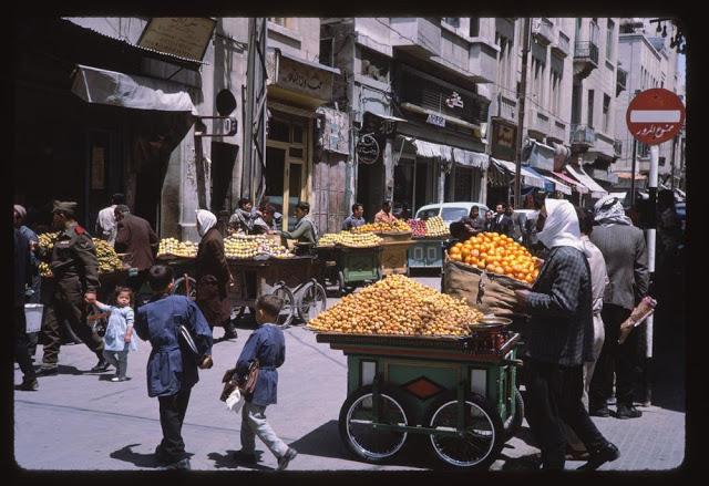 دمشق الشام سوريا 1960 (12)