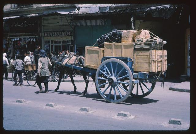 دمشق الشام سوريا 1960 (4)