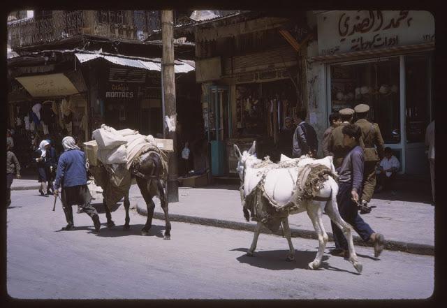دمشق الشام سوريا 1960 (3)