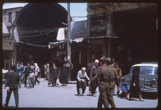 دمشق الشام سوريا 1960 (5)