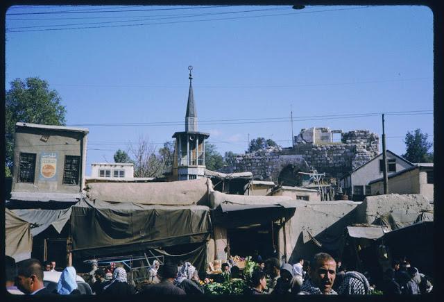 دمشق الشام سوريا 1960 (9)