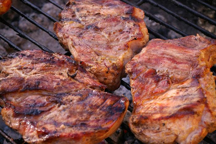 زيادة الوزن في رمضان - وجبات دسمة