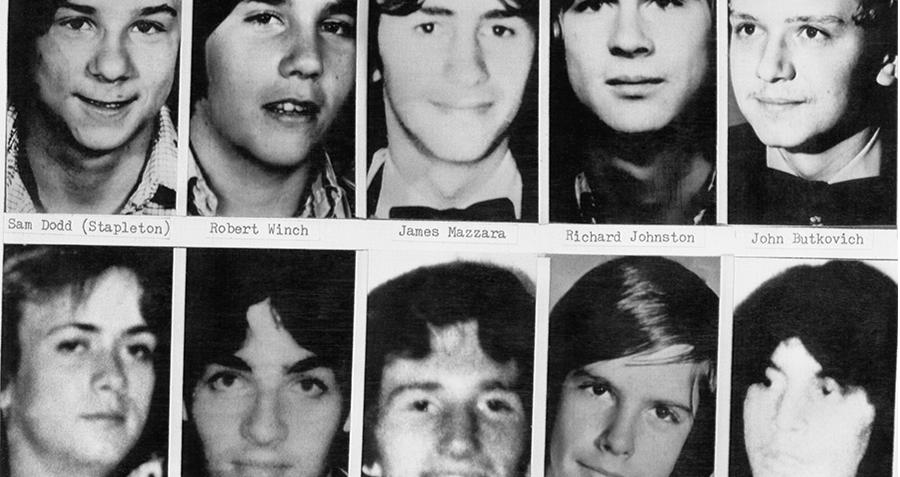 بعض ضحايا المهرج القاتل (جون واين غايسي)