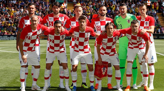 منتخب كرواتيا يتش