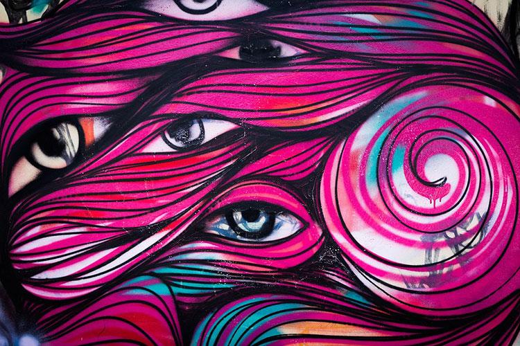 بانكسي أشهر فناني الغرافيتي