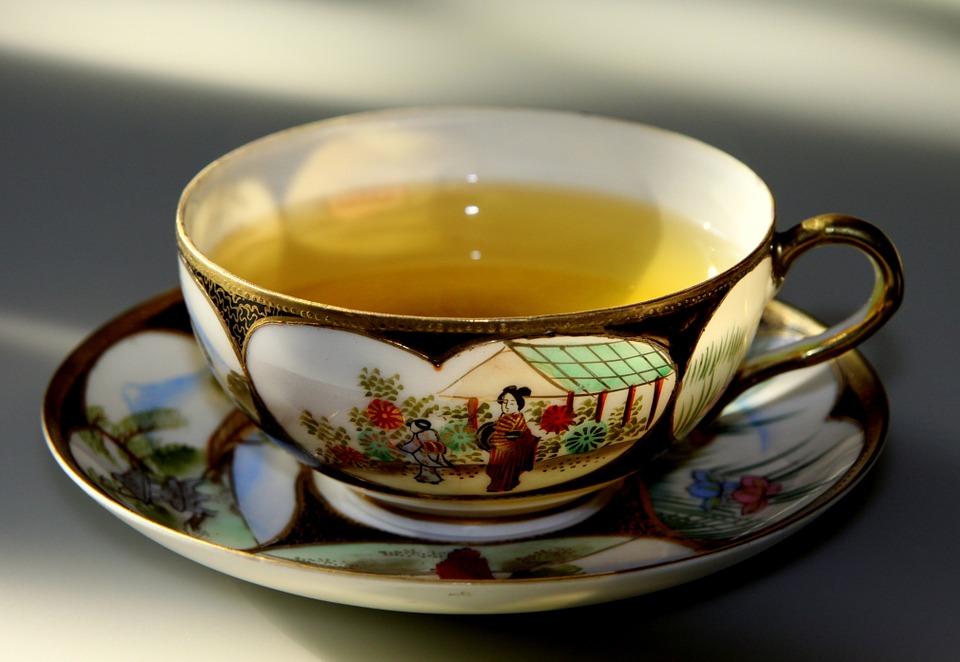 الشاي الأخضر والضغط