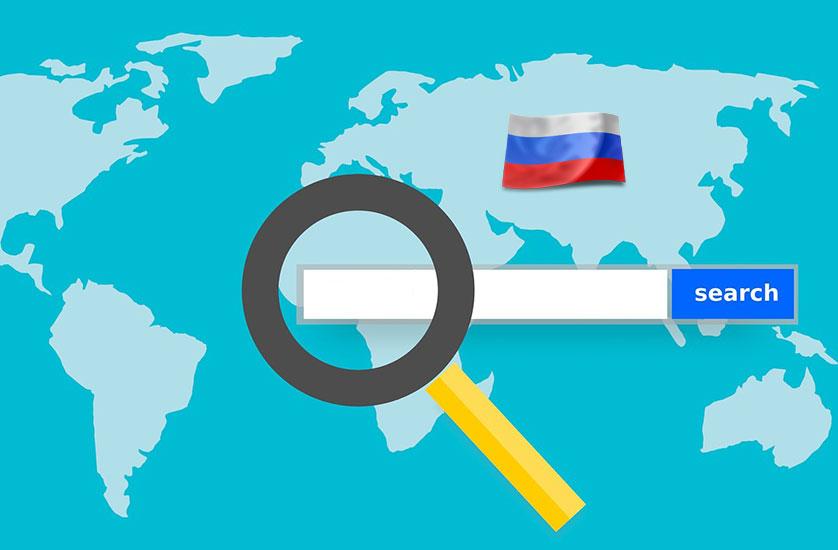 أقوى محرك بحث روسي