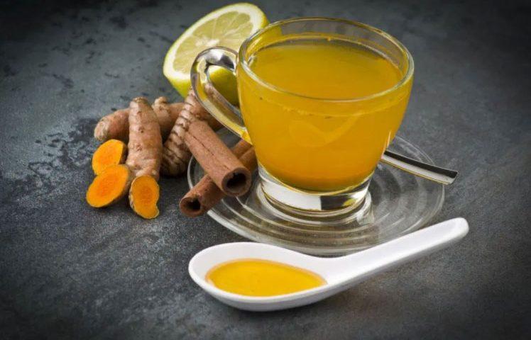 شاي كركم فوائده وطريقة التحضير